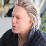 Mickey Rourke was lost in the Wax Museum and it took 3 days to find him
